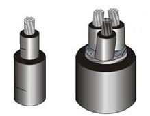 Cáp điện lực dẹt hạ thế 2 - 3 lõi, ruột đồng, cách điện PVC hoặc XLPE, vỏ PVC hoặc HDPE CVVf, CXVf, CXEf