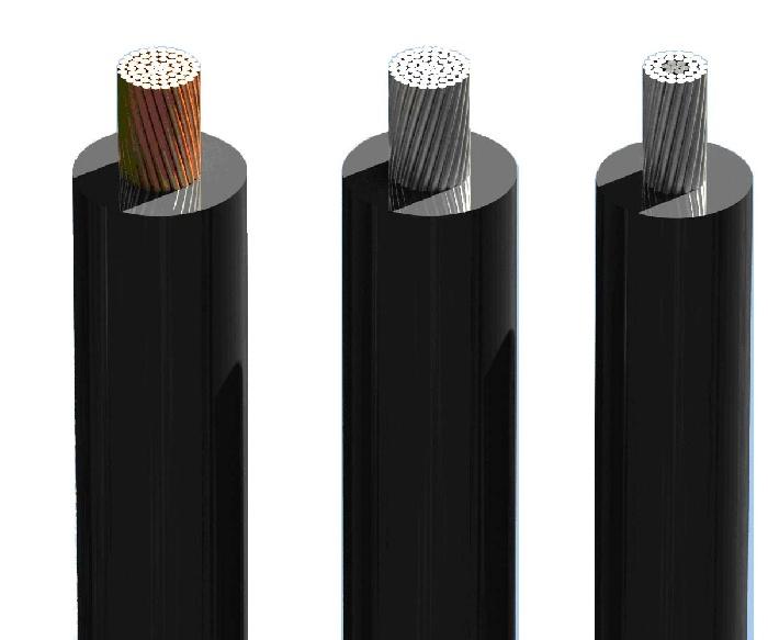 Cáp trung thế treo cấp điện áp 24 kV