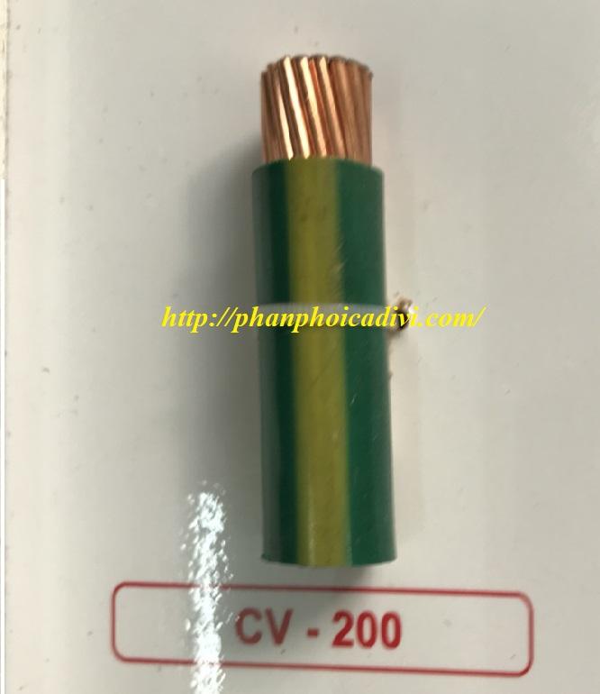 CV 200