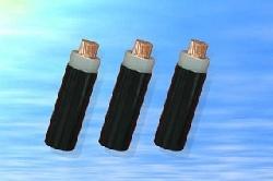 Cáp điện lực hạ thế 1- 4 lõi, lõi ruột đồng, cách điện XLPE, vỏ HDPE (CXE-0,6/1 KV)