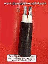 Cáp Điện Lực AXV 2x16mm2
