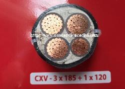CXV 3x185+1x120 - 0.6/1kV